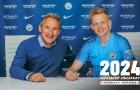 CHÍNH THỨC: Man City gia hạn hợp đồng mới với tài năng trẻ Đông Âu