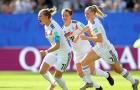 Đè bẹp 'Đại bàng xanh', tuyển nữ Đức giành vé vào tứ kết World Cup