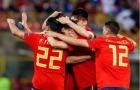 Giúp đội nhà độc chiếm ngôi đầu, sao U21 Tây Ban Nha vẫn rời sân trong nước mắt