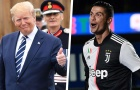 Donald Trump: 'Ronaldo có sức thu hút với cả trăm ngàn người'
