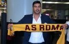 Fonseca đến AS Roma, nuôi hi vọng tái ngộ sao Man Utd