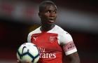 CHÍNH THỨC: Arsenal chia tay 'niềm hi vọng' cánh phải