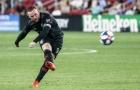 CHOÁNG! Rooney ghi bàn siêu phẩm giữa sân kinh điển, rung chuyển MLS