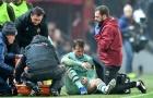 Trung vệ trẻ của Arsenal tiết lộ mối quan hệ với tiền đạo MU sau chấn thương