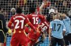 Ngày này năm xưa: Người hùng Suarez đưa Uruguay trở về từ cõi chết