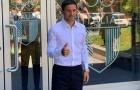"""Vừa đến Inter Milan, sao 27 triệu euro đã tranh thủ """"nịnh"""" Conte"""