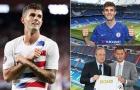 Bùng nổ dữ dội, Christian Pulisic đang cho thấy vì sao Chelsea chọn anh thay Hazard