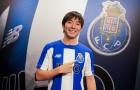 CHÍNH THỨC: Porto chiêu mộ cầu thủ đắt giá nhất châu Á