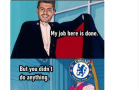 Đã là quá khứ tại Chelsea nhưng 'bom xịt' vẫn bị đem ra làm chủ đề bàn tán