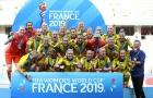 Hạ gục đội bóng của Neville, nữ Thụy Điển giành hạng 3 World Cup