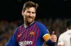 Messi 'gật đầu', Barca chi 50 triệu đón 'đồng đội Ronaldo' về Camp Nou