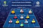 Copa America công bố đội hình tiêu biểu chính thức: 5 Brazil, Messi không thể khác