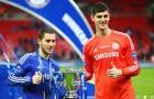 Thêm hai siêu sao được công bố từng 'suýt' gia nhập Arsenal