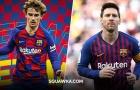 Lộ điều khoản 'khủng khiếp' trong hợp đồng Griezmann cao hơn cả Messi