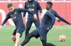 Sao Man Utd: 'Pogba là hình mẫu để chúng tôi noi theo'