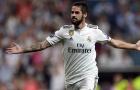 """Chưa hài lòng với tuyến giữa, Juventus nhắm """"người thừa"""" của Real Madrid"""