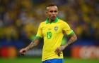 Đại gia châu Âu chú ý! 'Cánh chim lạ' tuyển Brazil đã lên tiếng nói về tương lai