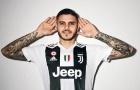 Juventus ra giá cuối cùng cho 'Kẻ nổi loạn' ở Inter Milan