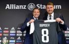 Aaron Ramsey chọn số 8 ở Juventus: Chiếc áo của những huyền thoại
