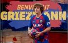 CHÍNH THỨC! Barca trao Griezmann số áo, định đoạt luôn tương lai Coutinho