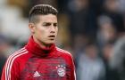 Napoli 'chơi lầy', thương vụ James Rodriguez có nguy cơ đổ bể