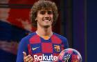 Ra mắt Barca, Griezmann bất ngờ nói 1 điều khiến các CĐV 'dậy sóng'