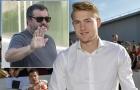 'Kẻ CĐV M.U ghét nhất' được chào đón như ông hoàng khi tháp tùng De Ligt đến Juventus