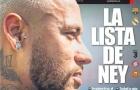 Về Barcelona chẳng được, Neymar làm điều 'động trời'