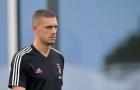 AC Milan gặp khó trong việc mua 'người thừa' của Juventus