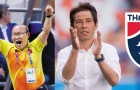 """Cảnh báo: Tân HLV trưởng ĐT Thái Lan Akira Nishino từng khiến thầy Park """"ôm hận"""""""