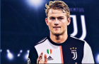 De Ligt gia nhập Juventus, 'quái vật' giúp hoàn thiện phong cách Sarri-ball?
