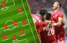 Với 11 cái tên này, ĐT Việt Nam đã đủ sức giành vé đi tiếp tại VL World Cup?