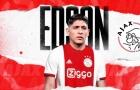 CHÍNH THỨC: Nhận tiền tấn từ 'siêu bom' De Ligt, Ajax ngay lập tức đón tân binh thay thế