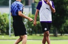 'Đúng, thời gian đầu tôi có chút lo lắng khi gặp Pep Guardiola'