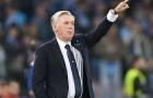 HLV Ancelotti hé lộ 'bom tấn' sắp gia nhập Napoli