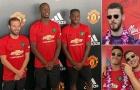 De Gea ngầu 'hết phần thiên hạ' khi Man Utd dự sự kiện ở Singapore
