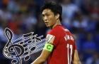 Tuấn Anh ghi bàn sau 4 mùa giải V-League: 'Tiểu Mozart' và bản giao hưởng số 2