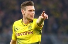 'Mũi tên bạc' cánh phải nguyện dâng mình, Dortmund sẵn lòng toại nguyện công thần