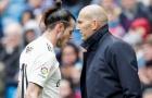 NÓNG: Zidane đáp trả, tiết lộ sự thật về việc thanh trừng Gareth Bale