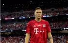 'Trung vệ số 1 nước Đức' sẵn sàng chiến Dortmund và thờ ơ lời so sánh với Hummels