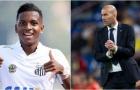 Zidane có 'phát minh mới', M.U mừng thầm vì Real 'buông tha' Pogba