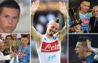 Marek Hamsik, biểu tượng Napoli từng khiến Man Utd quyết tâm chiêu mộ