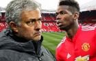 Vạch trần sự bạc bẽo của Mourinho, Pogba tuyên bố chấn động trên sân tập M.U