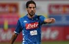 Napoli chuẩn bị tiễn 'người thừa' sang Torino