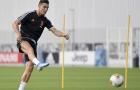 Ronaldo, De Ligt và đồng đội miệt mài 'luyện công' cùng HLV Sarri