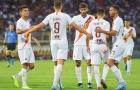 Tân binh và 'người thừa' tỏa sáng, AS Roma nhẹ nhàng đánh bại Perugia