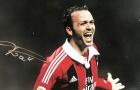 Giampaolo Pazzini: Người ghi 3 bàn trong ngày khai sân Wembley