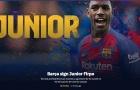CHÍNH THỨC: Barca đón nhà vô địch Châu Âu, hỗ trợ cho Jordi Alba