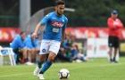 Lille quan tâm nhà ĐKVĐ AFCON 2019 của Napoli