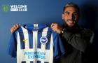 CHÍNH THỨC! Brighton chiêu mộ thành công 'sát thủ' 25 bàn